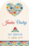 Oznamimto svadobna etiketa vino palenka na zdravie 013