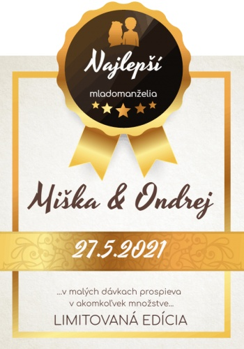 Víno_010_svadobna_etiketa_na_flasu_zlata_exclusive