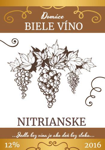 Etiketa svadobná víno_013