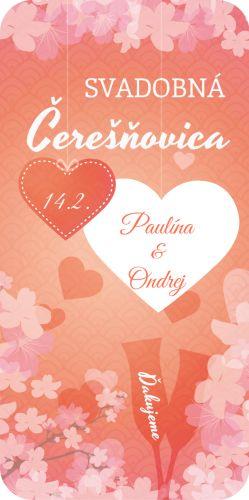 Samolepiaca etiketa na svadobnú čerešňovicu_012