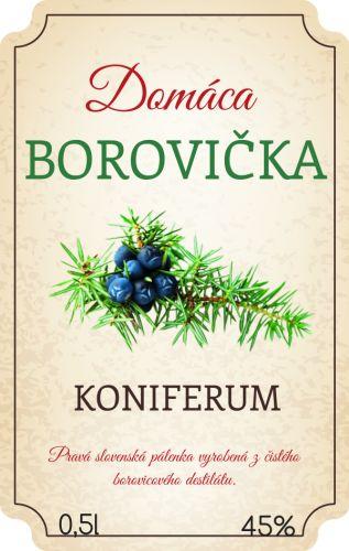 Koniferum_borovicka_etiketa na flasu_0028