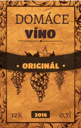 Samolepiaca etiketa na víno_034